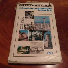 I Vasile Cucu, Marian Stefan - Ghid * Atlas Al Monumentelor Istorice