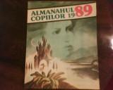 Almanahul copiilor 1989, benzi desenate de St. Damo, Vasile Olac,Ana Maria Buzea, Alta editura
