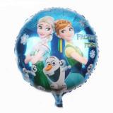 Balon Folie Figurina Frozen 44X44 Elsa,Ana,Olaf, Disney