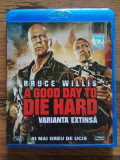 Si mai greu de ucis / A Good Day to Die Hard [Blu-Ray Disc] [2013]  in romana, BLU RAY, FOX