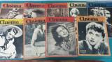 LOT 18 REVISTE CINEMA 1942/ DIFERITE NUMERE
