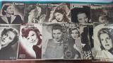 LOT 13 REVISTE CINEMA 1941/ DIFERITE NUMERE