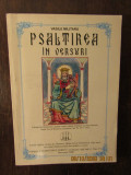PSALTIREA IN VERSURI -VASILE MILITARU