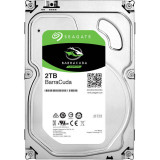 Hard disk Seagate BarraCuda 2TB SATA-III 3.5 inch 5000rpm 256MB