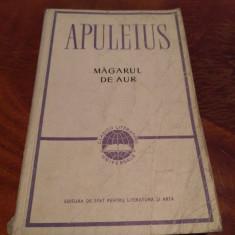 Apuleius – Magarul De Aur