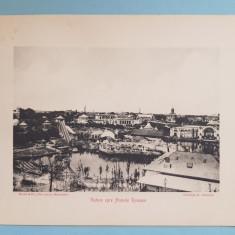 Expozitia 1906 Bucuresti - Vedere spre Arenele Romane - 17x13 cm