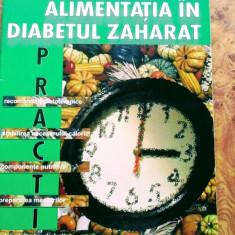 Viorel T. Mogoș - Alimentația în diabetul zaharat, 140 pagini, 10 lei