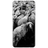 Husa silicon pentru Samsung Galaxy A7 2016, Sheep