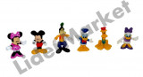 Set 6 figurine Disney Mickey Mouse