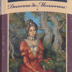 ALEXANDRE DUMAS - DOAMNA DE MONSOREAU ( 3 VOL ) ( ADEVARUL )