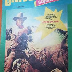 Revista universul copiilor nr. 18 din 17 mai 1990