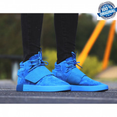 "GHETE ORIGINALE 100% Adidas Originals Tubular Invader  ""Blue"" 42;42.5;43;44"