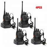 Set 4 Statii walkie talkie Baofeng BF-888S