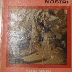 Muntii Aninei de Vasile Sencu Colectia Muntii Nostri + Harta