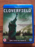Cloverfield  [Blu-Ray Disc] fara subtitrare  in romana, BLU RAY, Spaniola, paramount