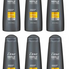 Set 6 x Sampon Dove, Men+Care, Thickening, 400 ml