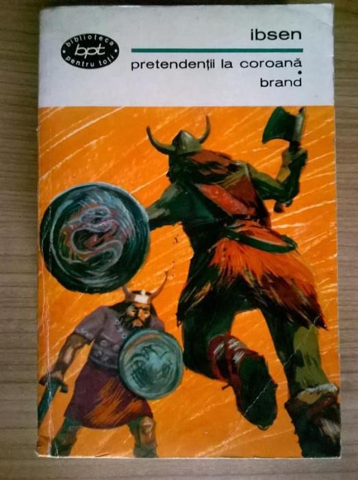 Henryk Ibsen – Pretendentii la coroana * Brand