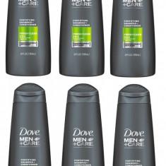 Set 6 x Sampon Dove, Men+Care, Fresh Clean 2in1, 250 ml