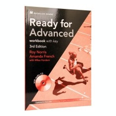Ready for Advanced (CAE) Workbook with Key for 2015. 3rd edition