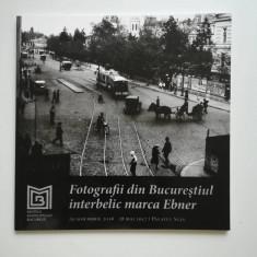 Catalog Fotografii din Bucurestiul interbelic, atelier Alfons Ebner, Bucuresti