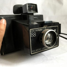Aparat foto vintage, colectie,  Polaroid Colorpack 88