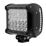 Proiector auto LED 16.25 cm 72 W 2 faze