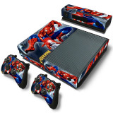 Skin / Sticker SPIDERMAN XBOX ONE+ 2 Skin controller, Huse si skin-uri