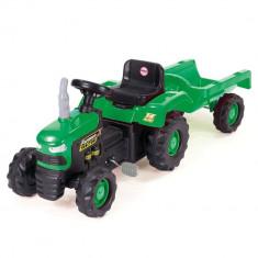 Tractor cu remorca - DOLU