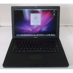 "Laptop sh Apple Macbook A1181 Black ,Dual Core 2.0 GHz, 2GB RAM, 100 HDD 13"""