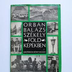 Monografie Orban Balazs primul fotograf secui, Odorheiul Secuiesc, Cluj