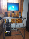 Vand calculator cu monitor si alte periferice, AMD A6