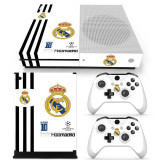 Skin / Sticker REAL MADRID XBOX ONE  + 2 Skin controller, Huse si skin-uri