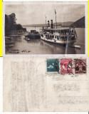 Insula Ada Kaleh  - Portul.Vapor, Circulata, Printata