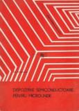 Gr. Antonescu - Dispozitive semiconductoare pentru microunde