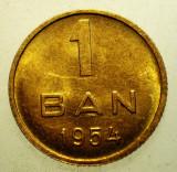 2.389 ROMANIA RPR 1 BAN 1954 XF