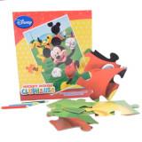 Puzzle maxi Mickey, 46 piese, Disney