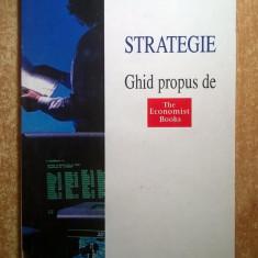 Strategie Ghid propus de The Economist Book