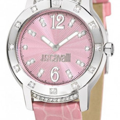 Just Cavalli R7251161575  ceas dama nou 100% original. Garantie.  Livrare rapida, Elegant, Quartz, Inox