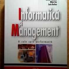 I. Radu, s.a. - Informatica si Management