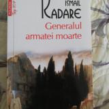 Generalul armatei moarte-Ismail Kadare