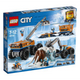 LEGO City, Baza mobila de explorare arctica 60195