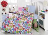 Lenjerie de pat pentru copii, Cotton Box, material: 100% bumbac, 129CTN2051