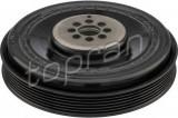 Amortizor vibratii, curea transmisie cu caneluri AUDI A4 limuzina 3.0 TDI quattro - TOPRAN 113 222