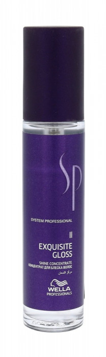 for hair shine wella sp exquisite gloss dama 40ml okazii ro