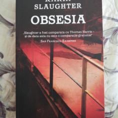 Obsesia-Karin Slaughter
