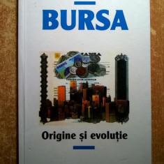 Dominique Gallois - Bursa Origine si evolutie