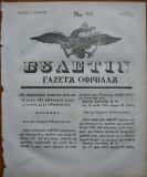 Ziarul Buletin , gazeta oficiala a Principatului Valahiei , nr. 20 , 1841