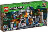 LEGO® Minecraft Aventurile din Bedrock 21147