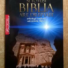 Werner Keller – Si totusi biblia are dreptate