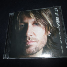 Keith Urban - Love,Pain & The Whole Crazy Thing _ CD,album _ Capitol(SUA,2006), capitol records